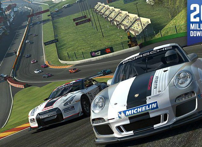 Spielen Real Racing 3 on pc 3