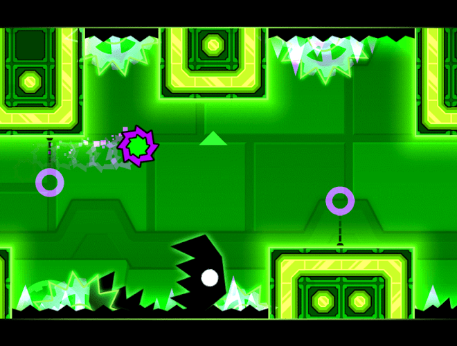 Play Geometry Dash Meltdown on PC 12