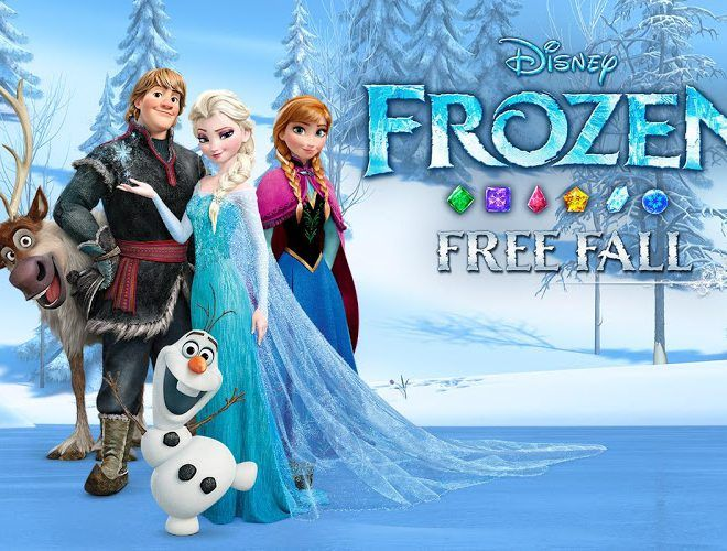 즐겨보세요 Frozen Free Fall on PC 12