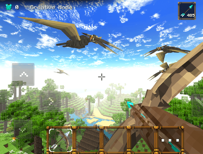 Play Jurassic Craft on pc 6