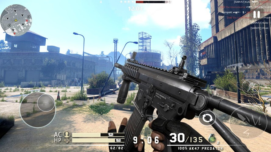 Play Sniper Special Blood Killer on PC 2