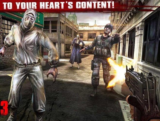 Play Zombie Frontier 3 on pc 4