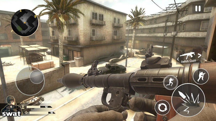 Play Critical Strike Shoot Fire V2 on PC 4