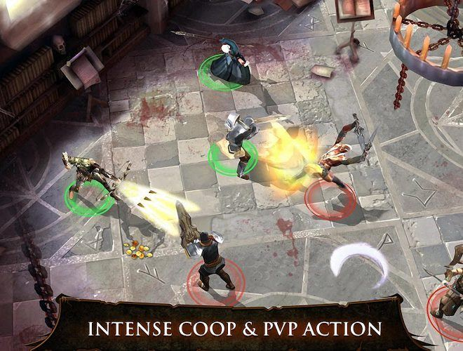 Play Dungeon Hunter 4 on PC 4