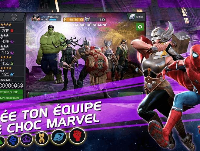 Jouez à  Marvel Contest of Champions sur PC 18