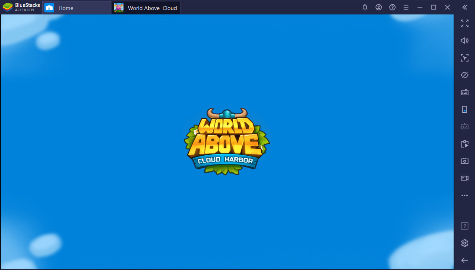 Play World Above on PC with BlueStacks
