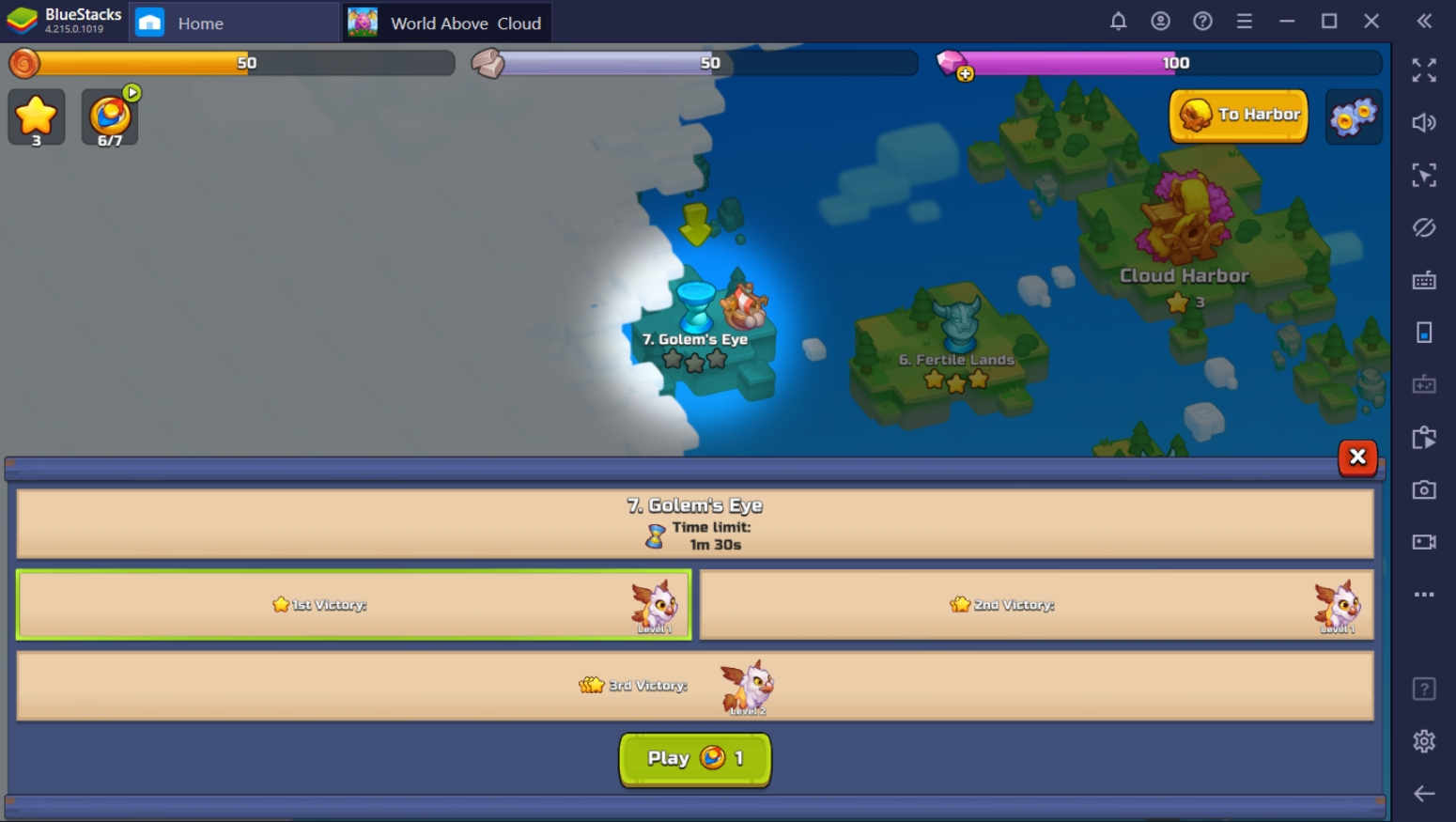 World Above on PC : Make the Most of this Puzzle Game with RPG Elements