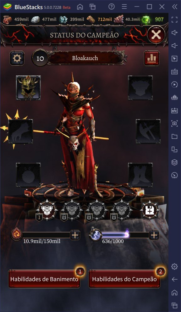 Plante as sementes do Caos no Império do Homem em Warhammer: Chaos & Conquest