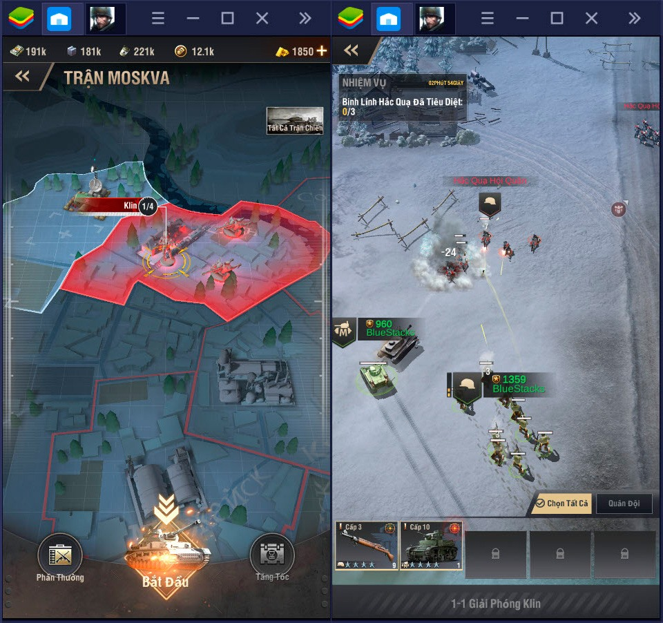 Cách chơi Warpath cho các tân binh mới gia nhập