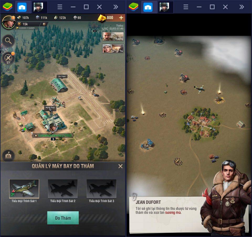 Trải nghiệm Thế chiến 2 trong Warpath cùng BlueStacks