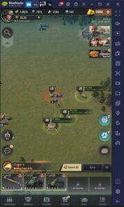Warpath: Mẹo và thủ thuật và xây dựng căn cứ