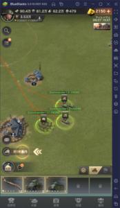 BlueStacksを使ってPCで『WARPATH-武装都市-』を遊ぼう