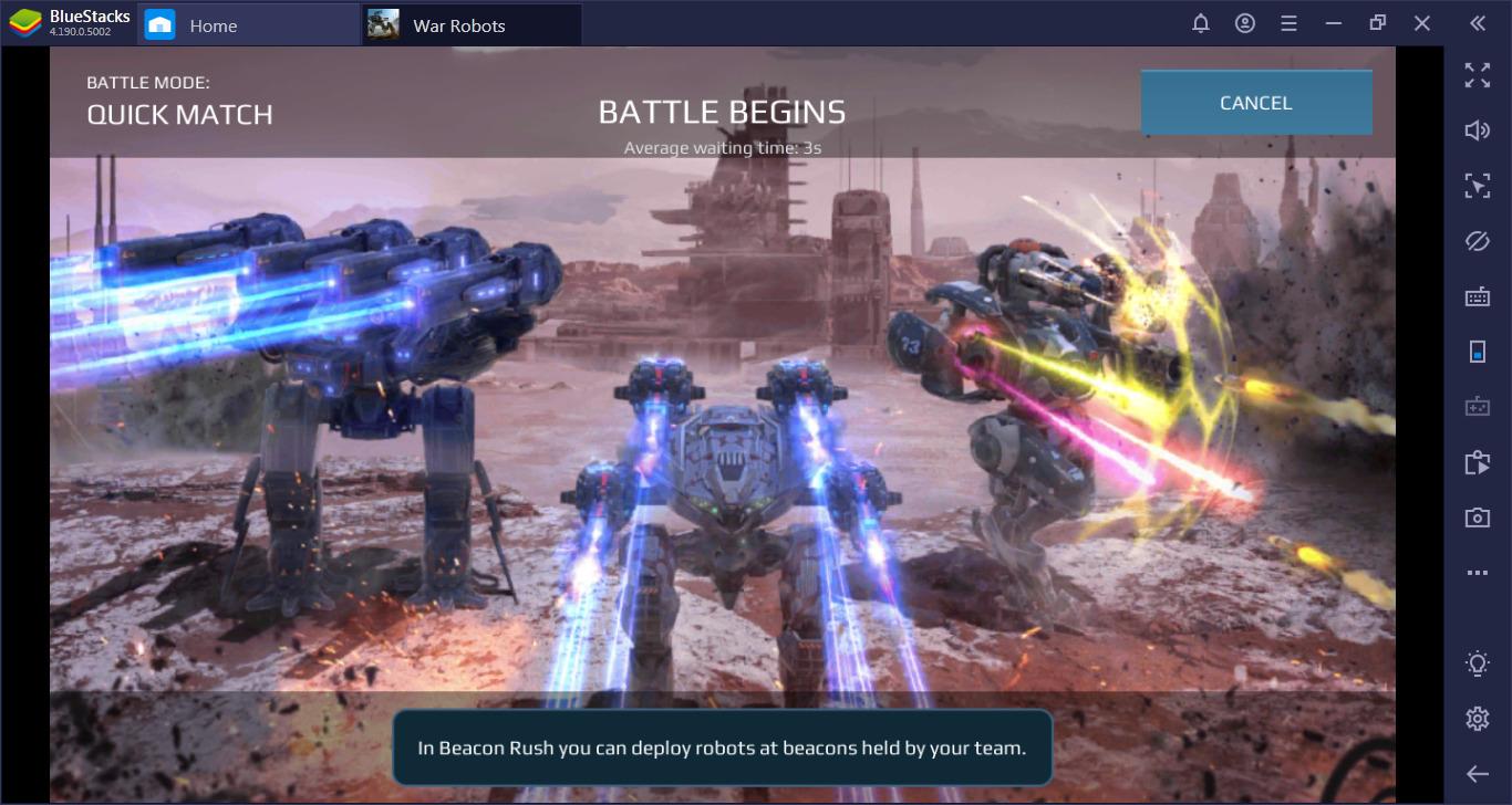 Bagaimana Pemula Bisa Mendominasi Medan Tempur di War Robots?