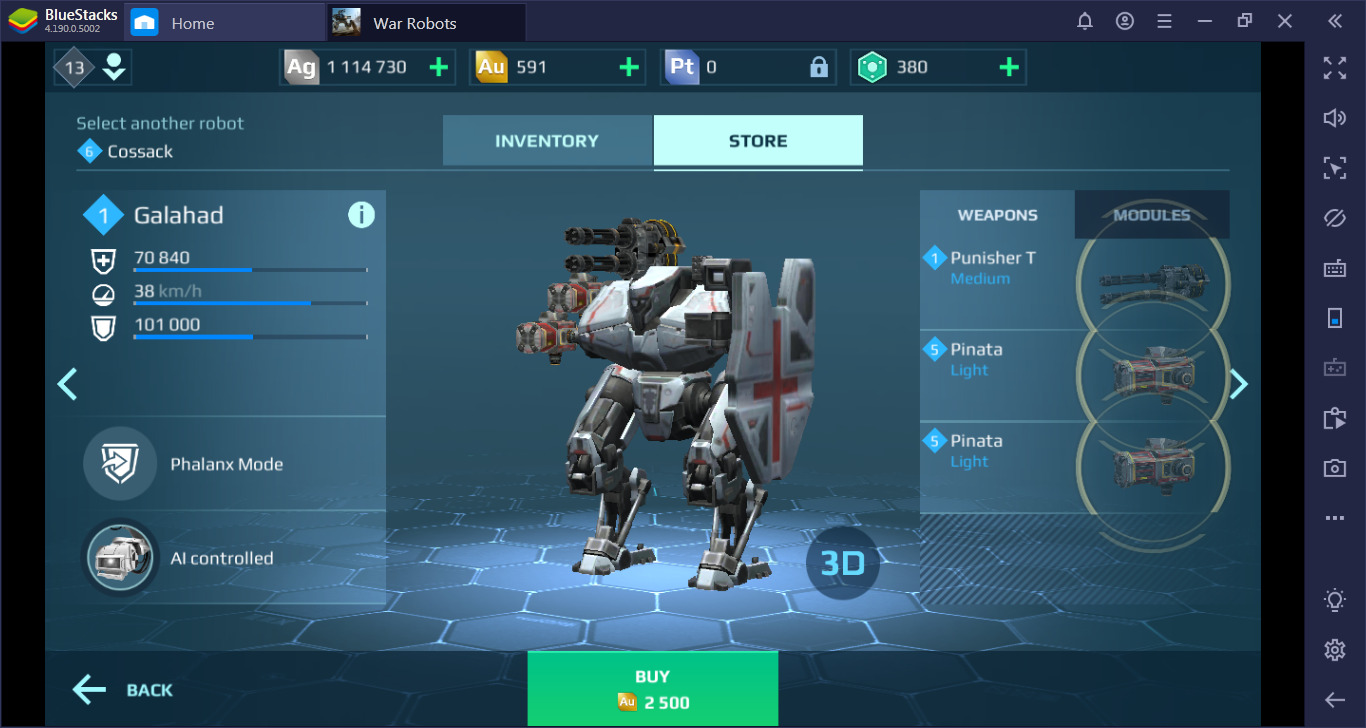 Tips Penting Main War Robots di PC untuk Pemula