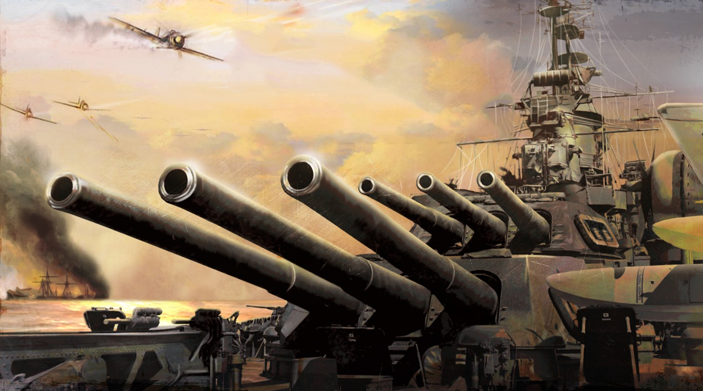Download Warship Battle World War II on PC with BlueStacks