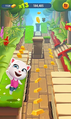Играй Talking Tom Gold Run На ПК 5
