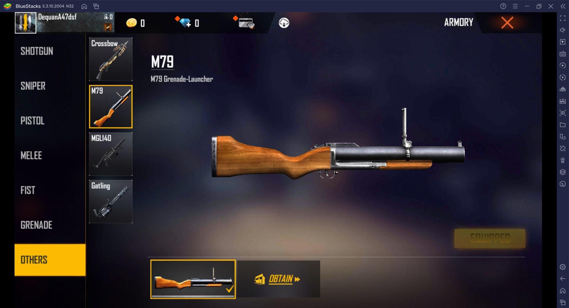 Free Fire แนะนำอาวุธ : ปืน 10 อันดับที่แนะนำ