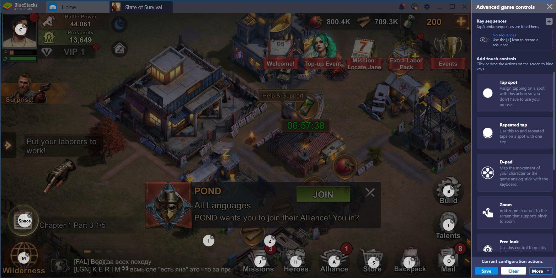 Những lý do bạn nên chơi State of Survival trên PC với BlueStacks