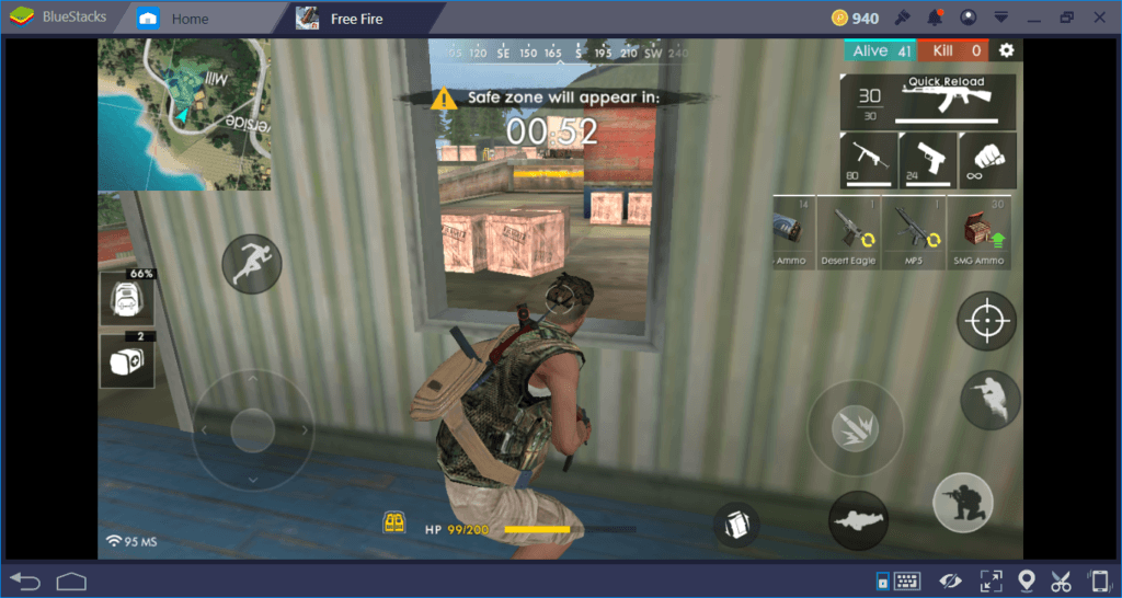 best android emulator for free fire