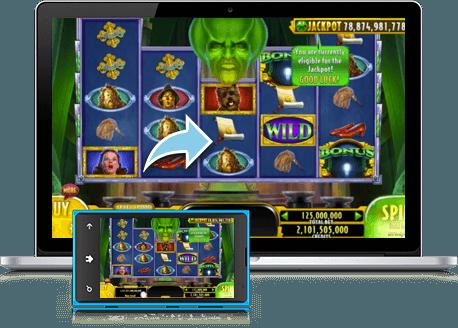 yellow brick road casino free play