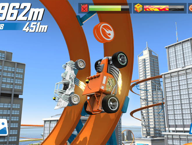 Играй Hot Wheels: Race Off На ПК 4