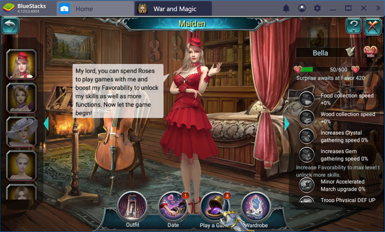 Các mẹo hay để chơi War and Magic thuận lợi nhất