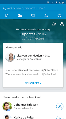 Speel LinkedIn on PC 4