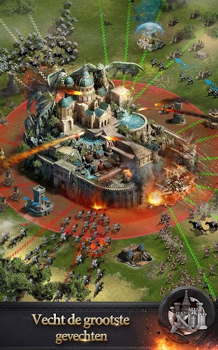Speel Clash of Kings on PC 4