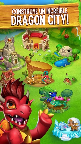 Juega Dragon City on PC 2