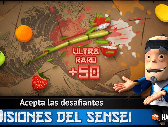 Juega Fruit Ninja Free on PC 20
