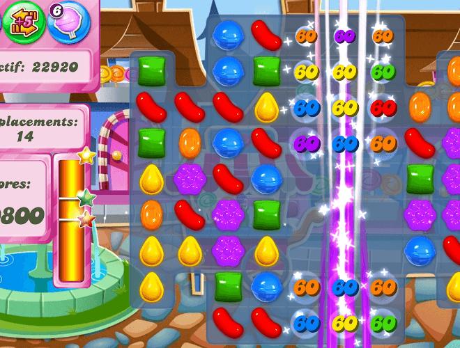 Jouez à  Candy Crush sur PC 20