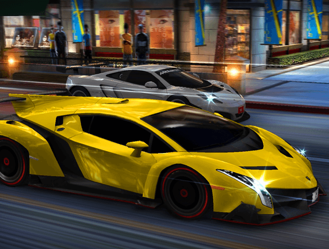 เล่น CSR Racing on PC 8