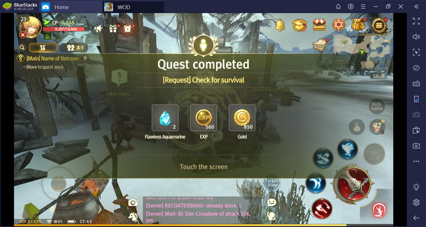 Bagaimana Cara Cepat Meningkatkan Level di World of Dragon Nest