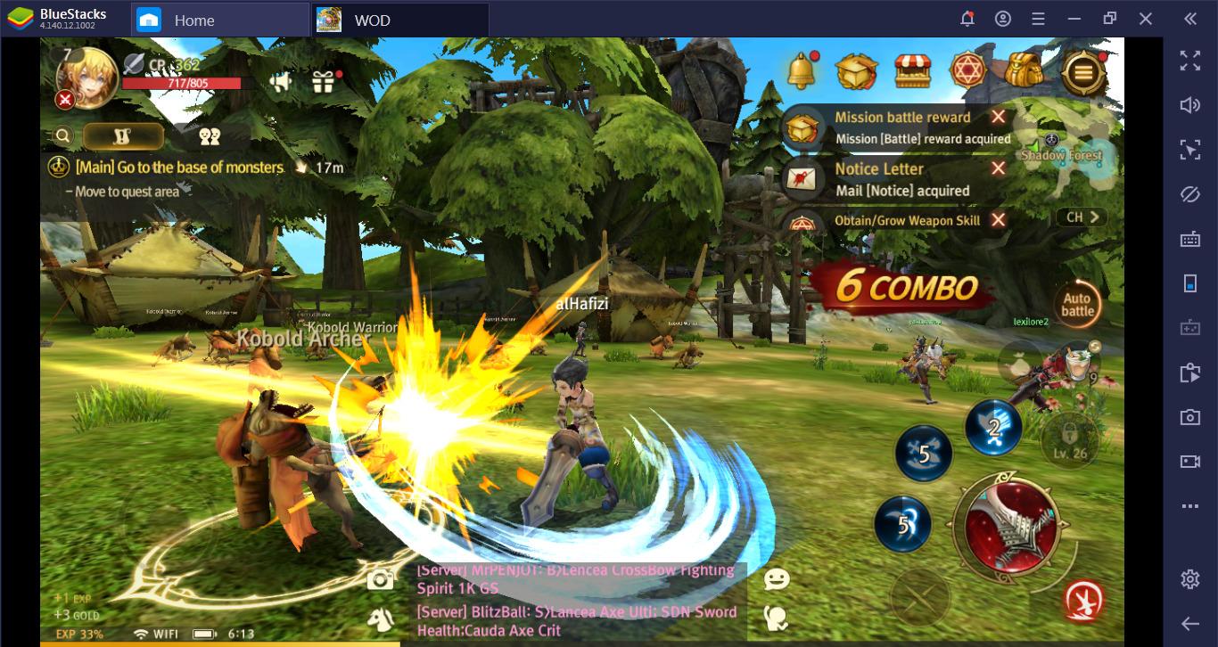 Panduan Keren Main World of Dragon Nest di PC untuk Pemula