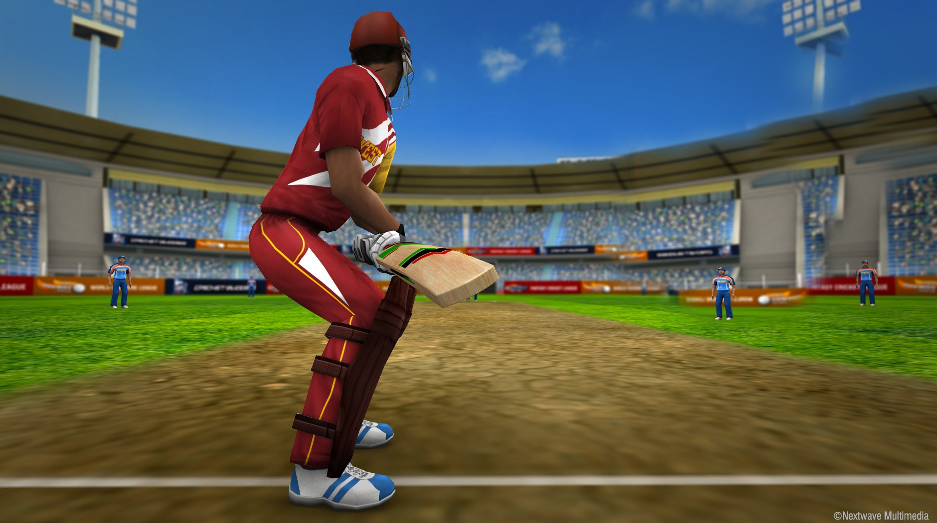 Image result for Why to play World Cricket Championship on Bluestacks