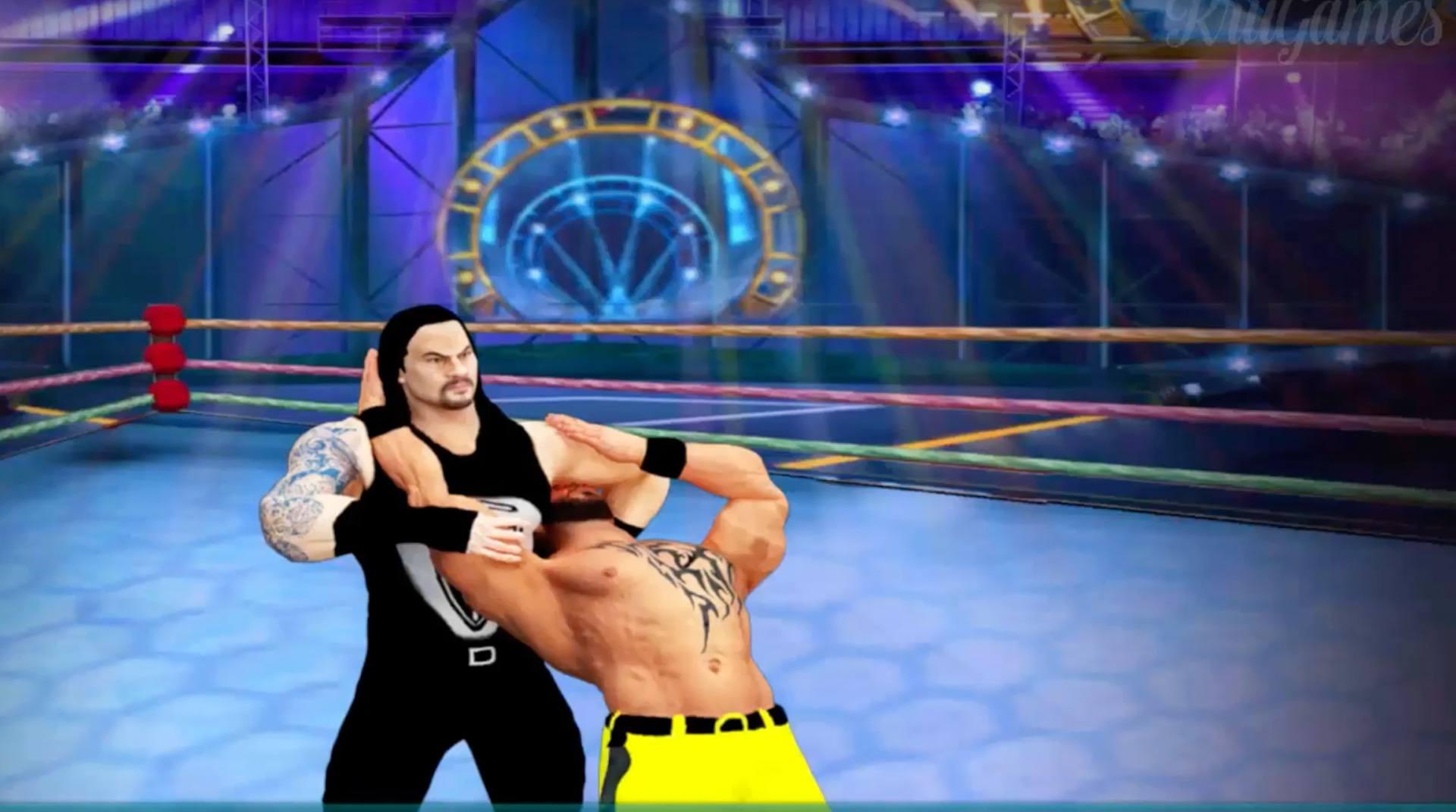 Download World Tag Team Stars Wrestling Revolution 2017 Pro