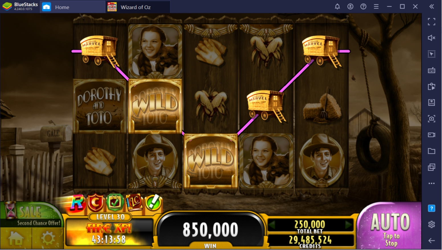 Beginner's Guide to Playing Wizard of Oz Casino on PC