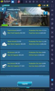 The BlueStacks Guide to War Paradise: Lost Z Empire Economy