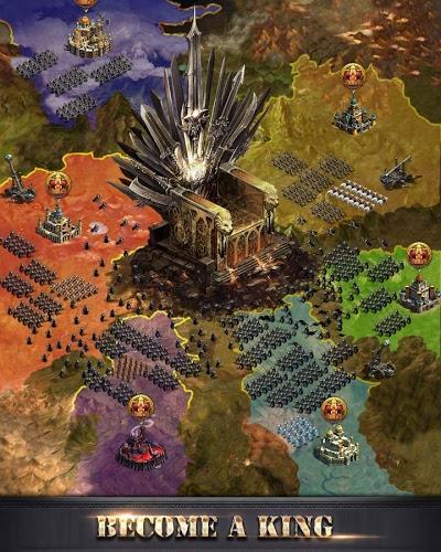 Играй Game of Kings:The Blood Throne На ПК 9