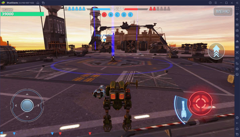 Советы для новичков в War Robots: игра в кооперативе, вооружение и маневры на поле боя