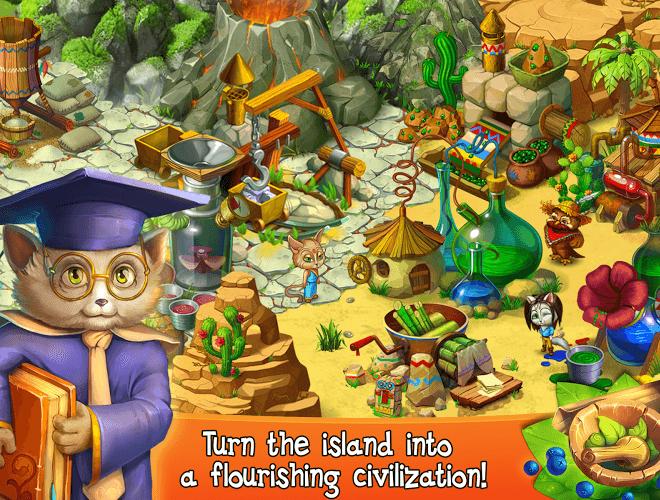 เล่น Island Village on PC 3