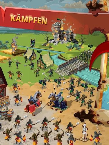 Spiele Empire Four Kingdoms auf PC 20