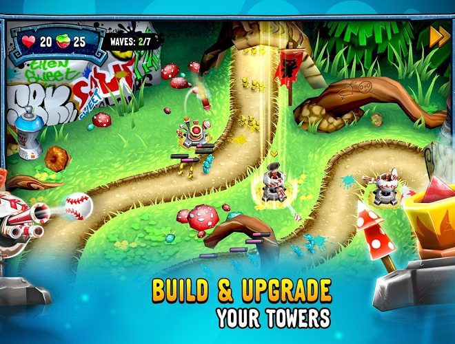 Play Sour Patch Kids: Candy Defense on PC 6