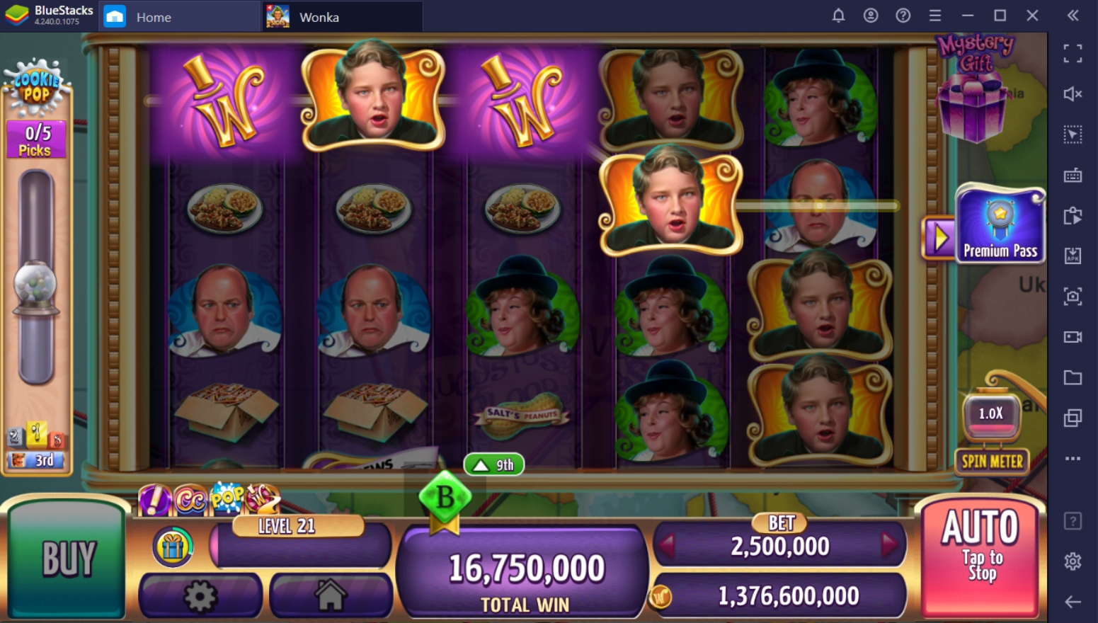Beginner's Guide to Playing Willy Wonka Casino on PC