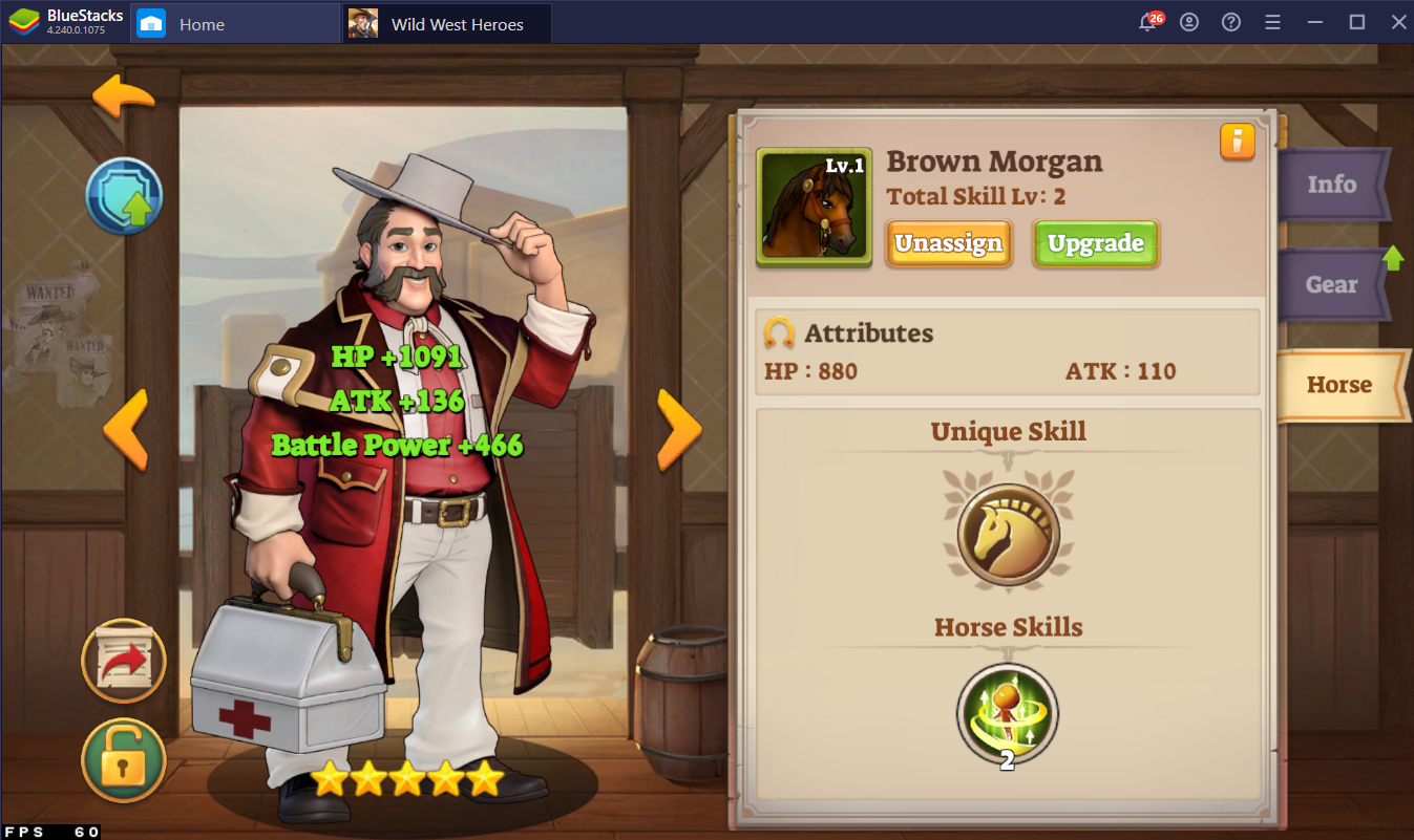 A Guide on Upgrading Your Heroes in Wild West Heroes