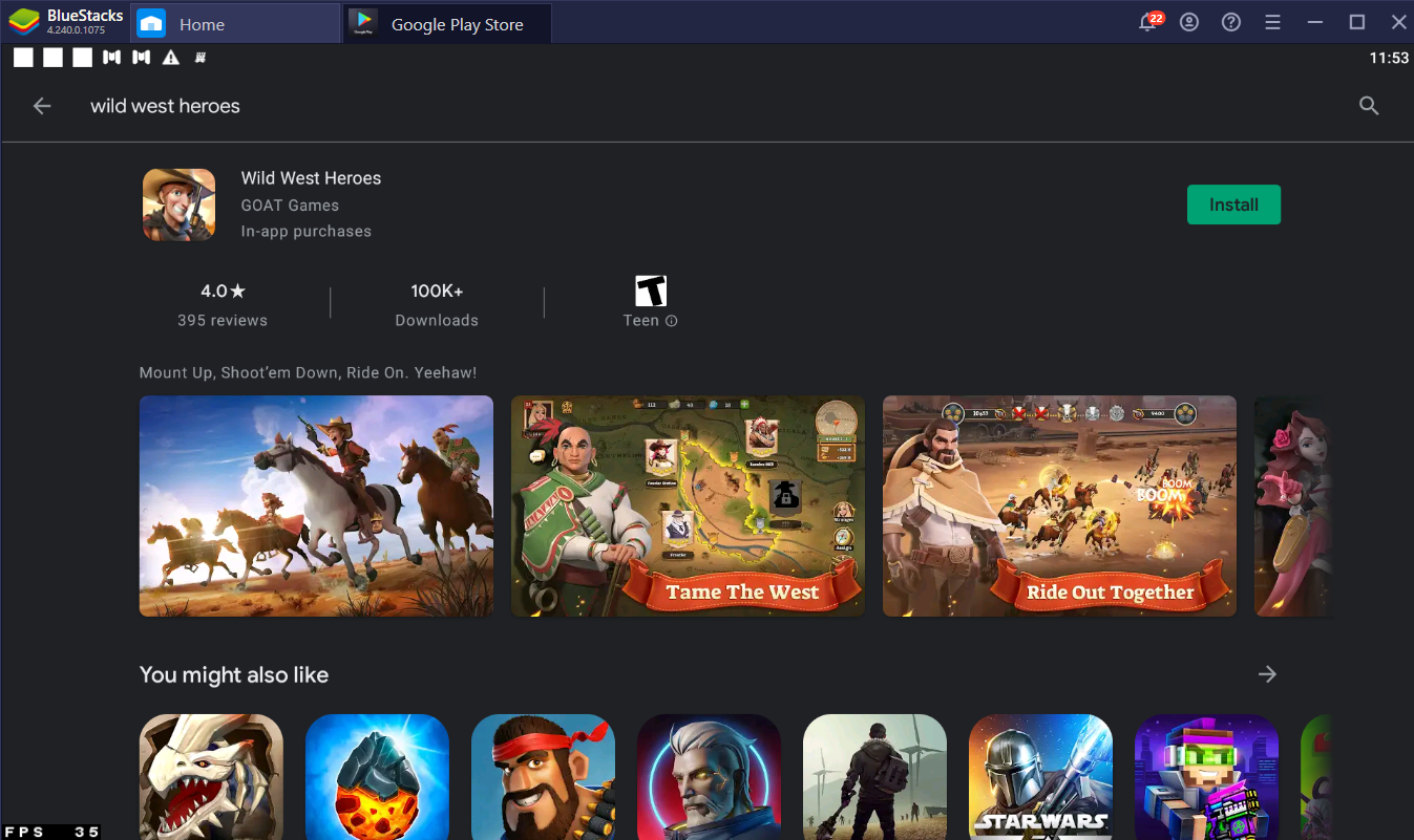 Save the Wild West – How to Play Wild West Heroes on PC with BlueStacks