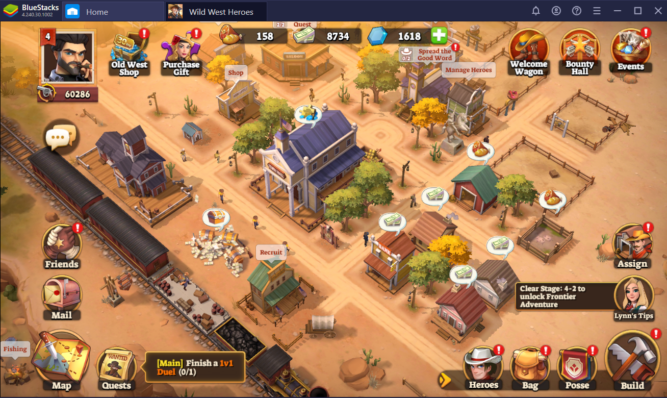 5 Ways to Acquire Resources in Wild West Heroes