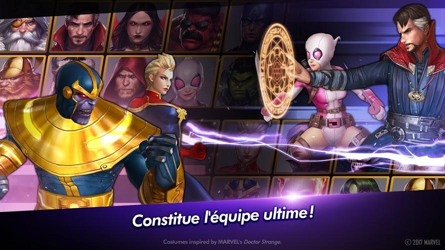 Jouez à  MARVEL Future Fight sur PC 5
