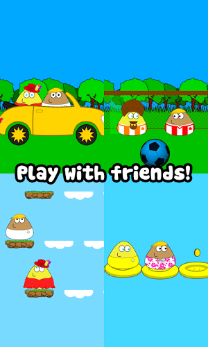 Play Pou on PC 7