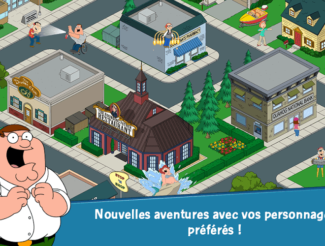Jouez à  Family Guy: The Quest for Stuff sur PC 14